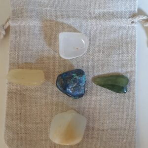 Moon Cycle Support Crystal Kit 1