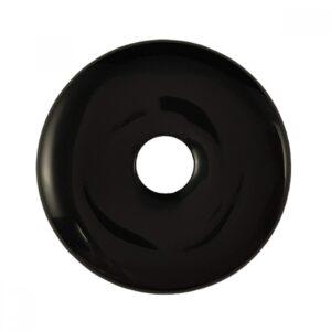 Blk Obsidian donut