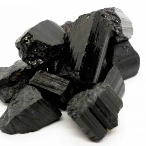 Tourmaline, Black Natural 1
