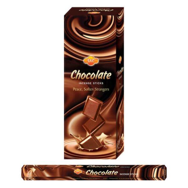 chocolate incense sticks