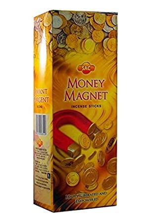 money magnet incense sticks