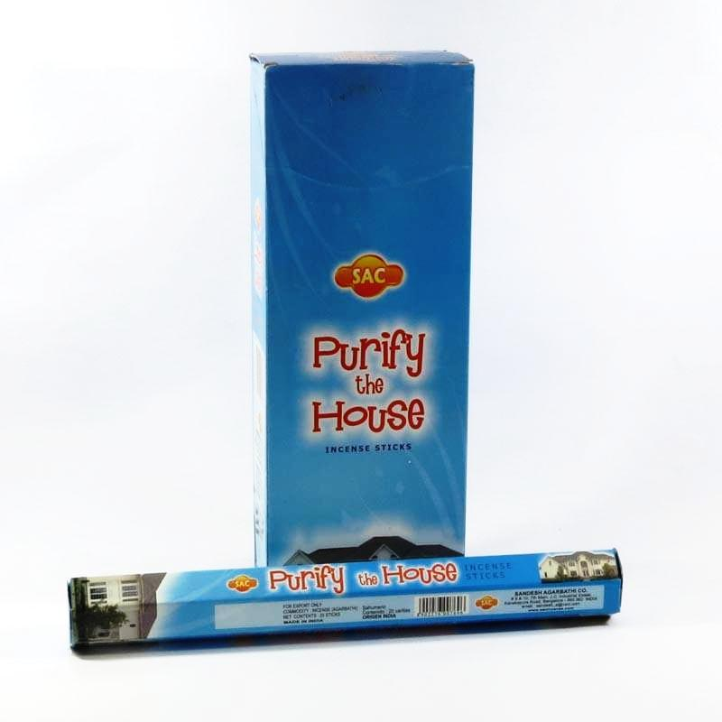 purify the house incense sticks