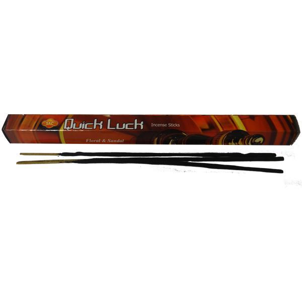Quick Luck incense sticks