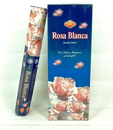 Rosa Blanca incense sticks
