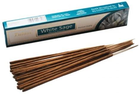 white sage premium masala incense tulasi
