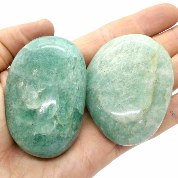 Amazonite Gallets A Grade 100-140g 3