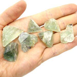 Fluorite, Green Rough Pieces 10-20g 3