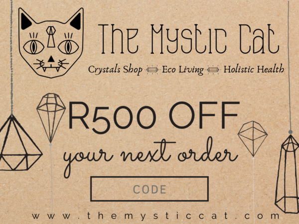 Mystic Cat Gift Voucher