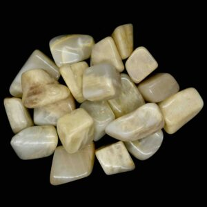 Moonstone Tumbled XL 1