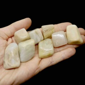Moonstone Tumbled XL 3