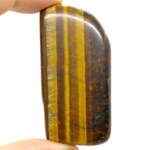 Tiger's Eye, Gold Polished Slices 40-60g 2