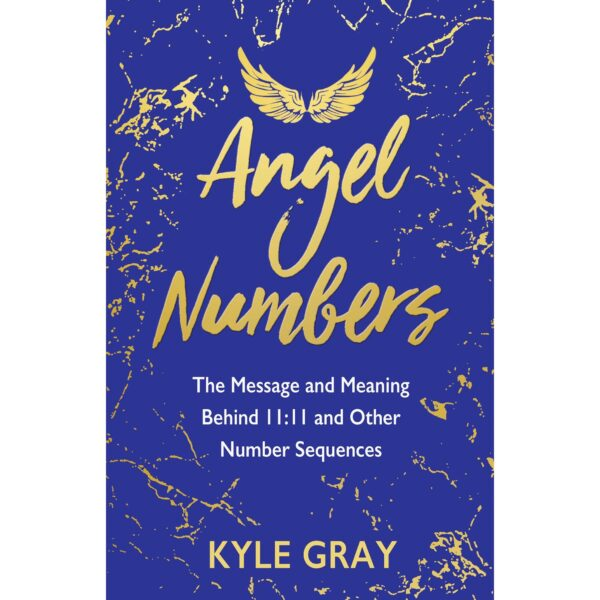 Angel Numbers book cover