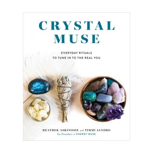 Crystal Muse book cover