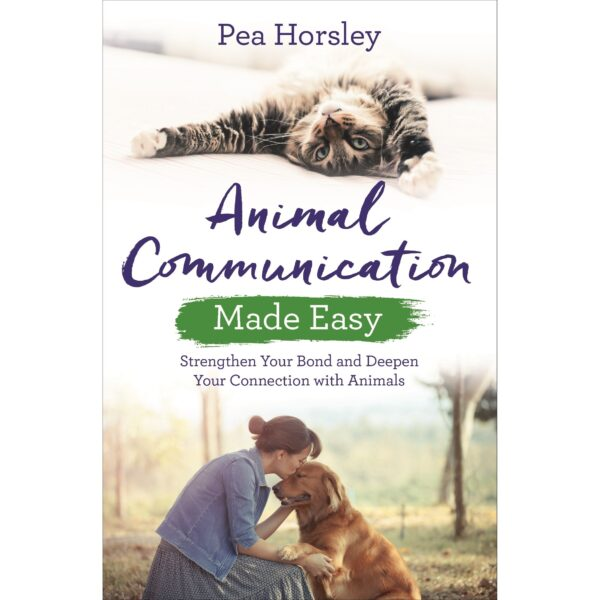 Animal Communication Made Easy book cover