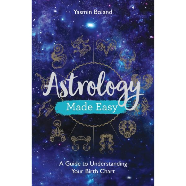 Astrology Made Easy book cover