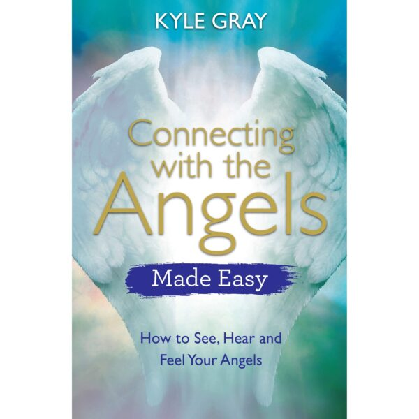 Connecting With The Angels Made Easy book cover