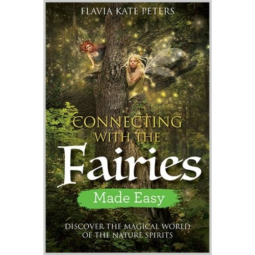 Connecting with the Fairies Made Easy book cover
