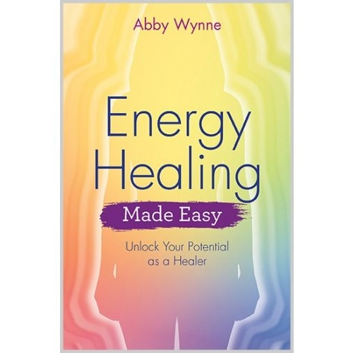 Energy Healing Made Easy book cover