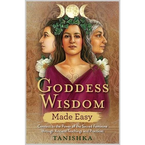 Goddess Wisdom Made Easy book cover