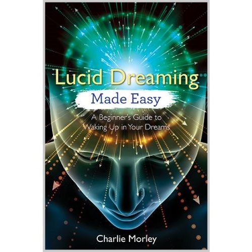 Lucid Dreaming Made Easy book cover
