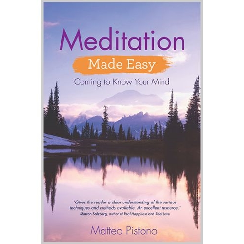 Meditation Made Easy book cover