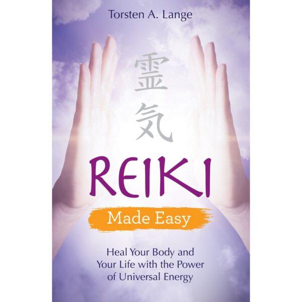 Reiki Made Easy book cover
