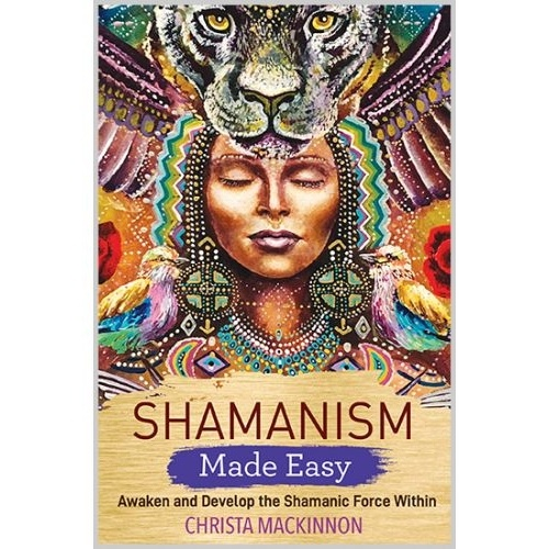 Shamanism Made Easy book cover
