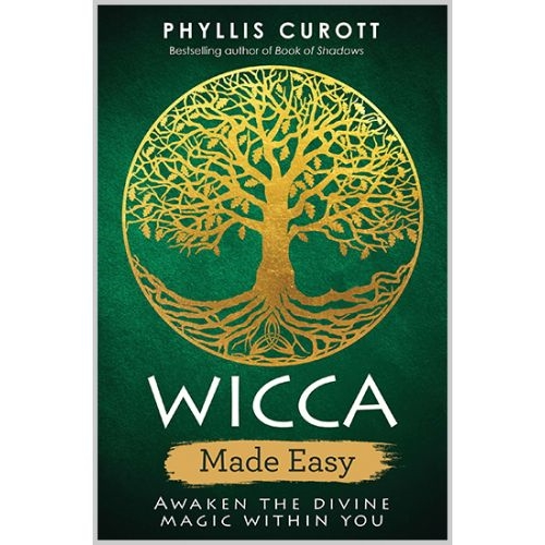 Wicca Made Easy book cover