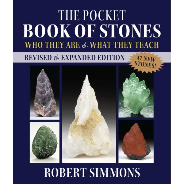 The Pocket Book of Stones book cover