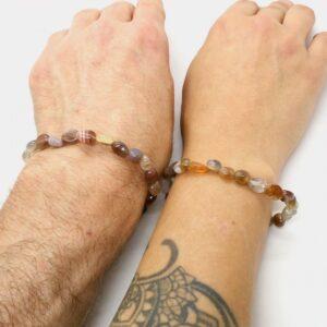 Agate Crystal Healing Bracelet 3
