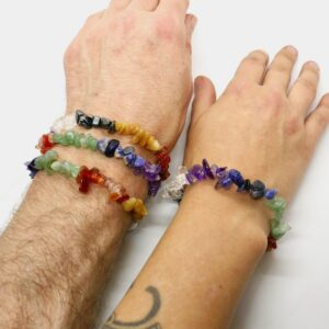 Chakra Crystal Healing Bracelet 3