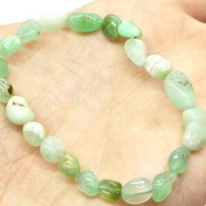 Chrysoprase Crystal Healing Bracelet 2