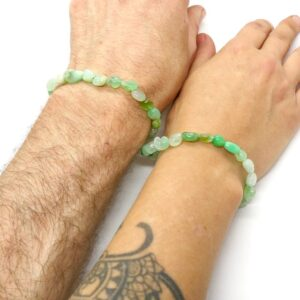 Chrysoprase Crystal Healing Bracelet 3