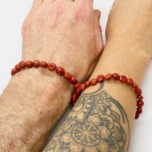 Jasper Crystal Healing Bracelet 3