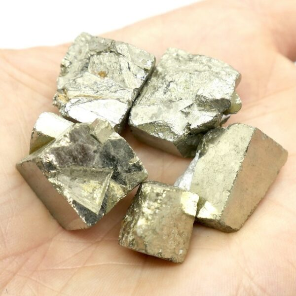 Pyrite Rough Pieces 10-20g 3