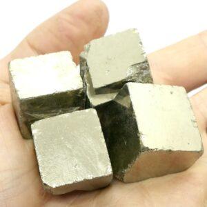 Pyrite Rough Pieces 40-60g 3