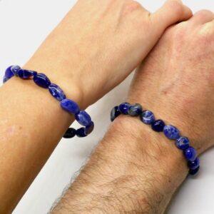 Sodalite Crystal Healing Bracelet 3