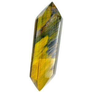 Tiger's Eye, Varigated Double Terminated 11cm 102g 1
