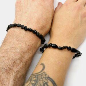 Tourmaline Black Crystal Healing Bracelet 3