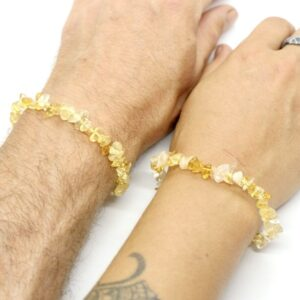 Citrine Crystal Healing Bracelet 3