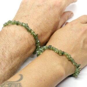Diopside Crystal Healing Bracelet 3