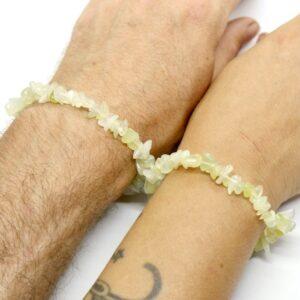 Jade, New Crystal Healing Bracelet 3