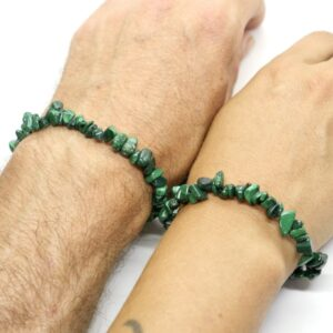Malachite Crystal Healing Bracelet 3