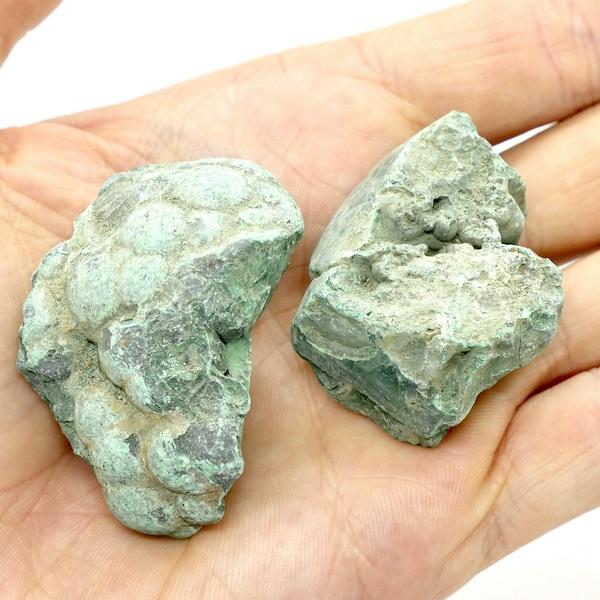 Malachite Rough Pieces 40-60g 3