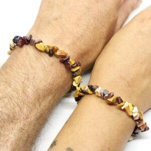 Mookaite Crystal Healing Bracelet 3