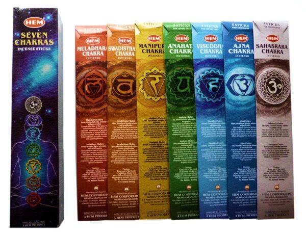 7 chakra incense 2