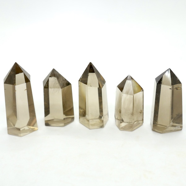 Smoky Quartz Polished Points 20-30g 1