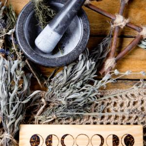 Pagan & Witchcraft Magic Supplies