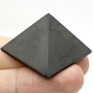 Shungite Pyramid Classic 3cm 2