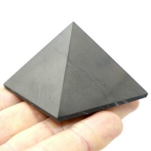Shungite Pyramid Classic 5cm 2